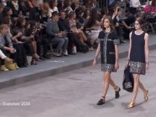 Défilé Chanel Printemps Eté 2015 : Fashion Week de Paris [Vidéo]