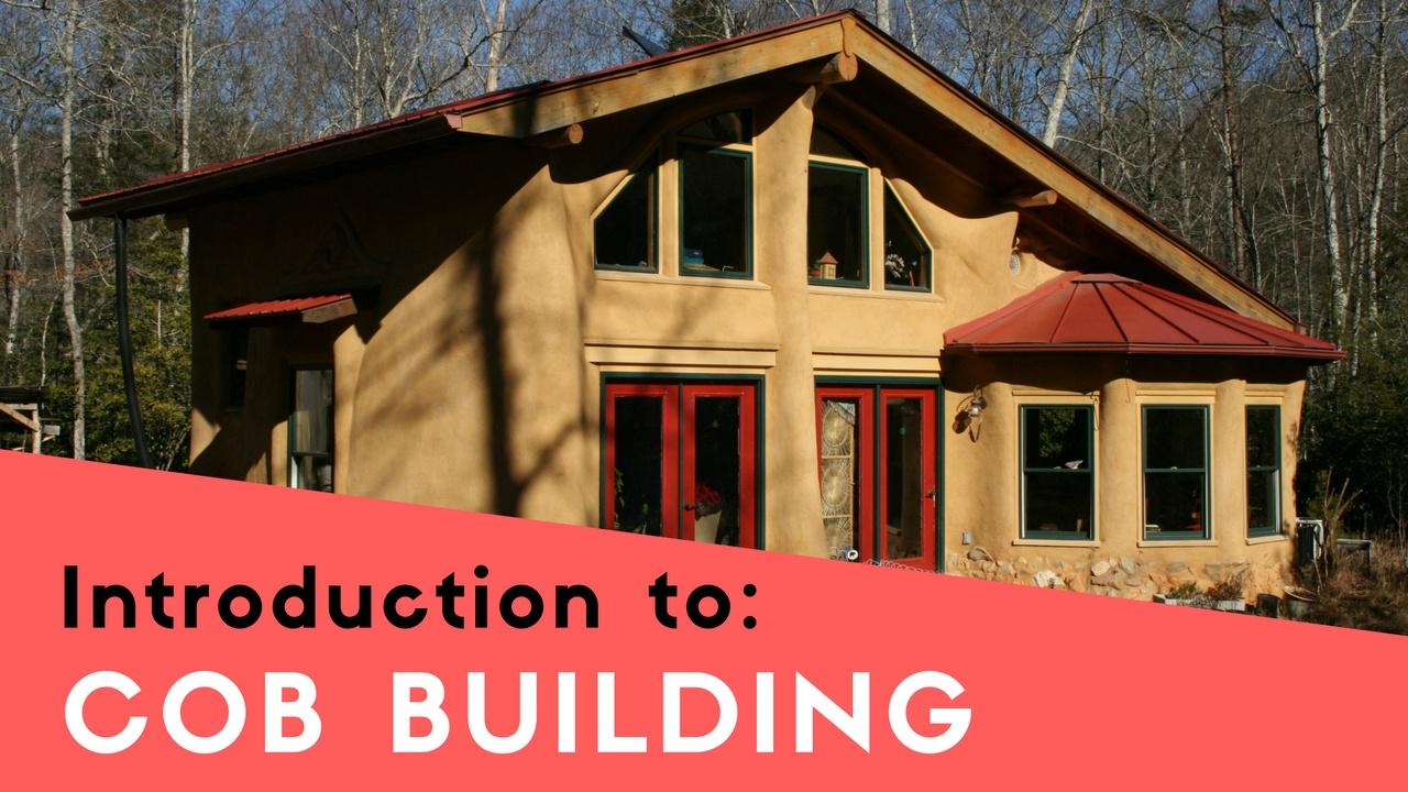 Building a cob house introduction to cob construction video thumbnail fandeluxe Image collections