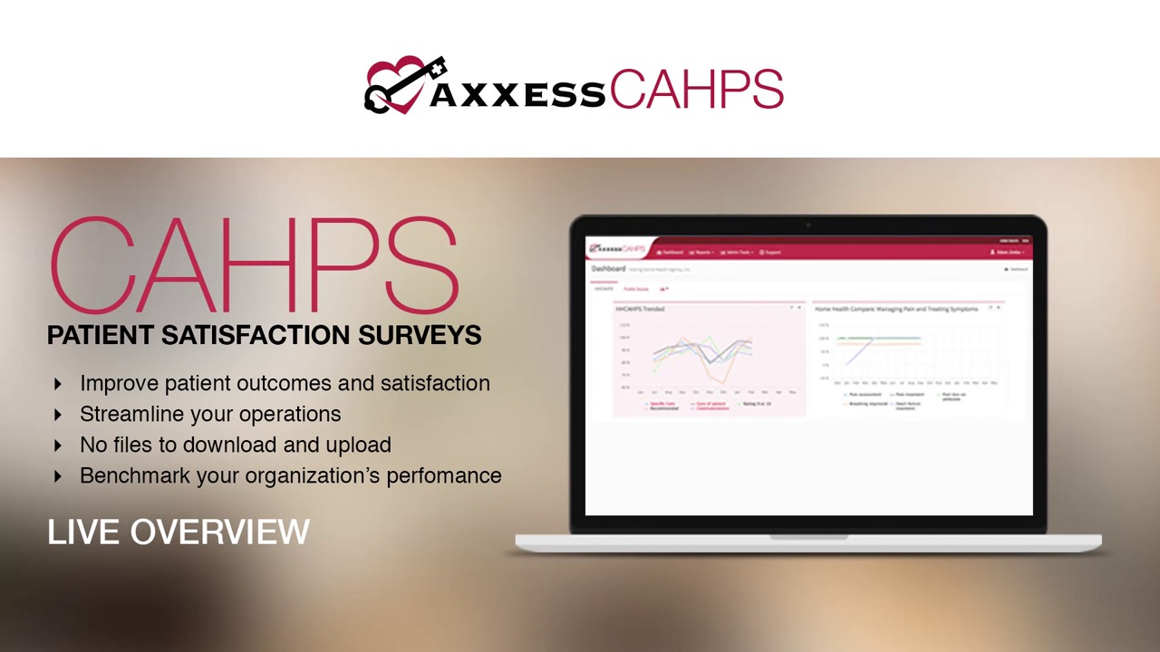 Link to Axxess CAHPS overview
