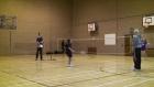 Active Games 2013 - Badminton