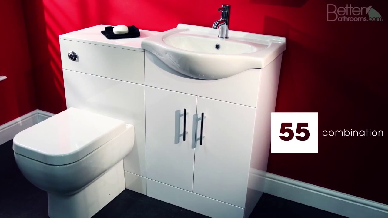Sink And Toilet Combo