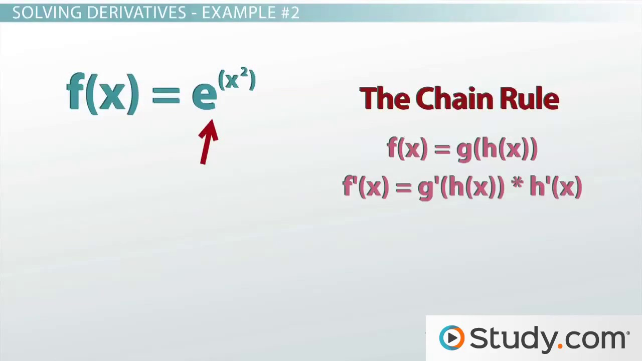 Calculus worksheet on derivatives of products and quotients