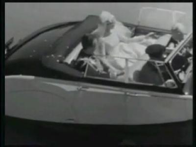 Grace Kelly y el príncipe Ranieri de Mónaco: la boda del siglo