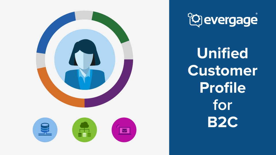 Evergage  Unified Customer Profile Video