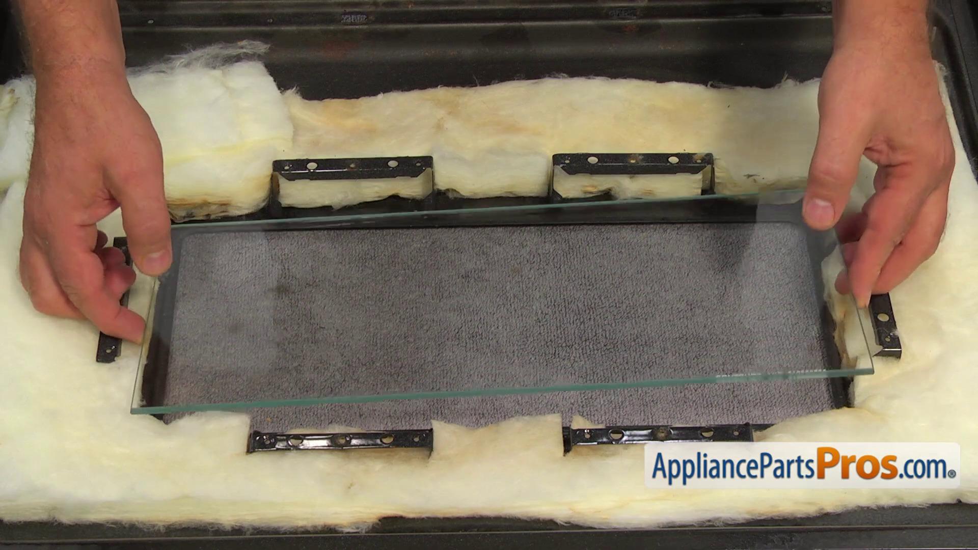 Frigidaire 316088600 inner oven door glass appliancepartspros planetlyrics Gallery
