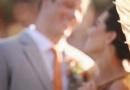Boda en color Tangerine Tango