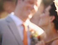 Tangerine Tango Inspired Wedding