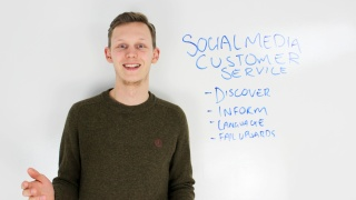 Social Media as a Customer Service Tool
