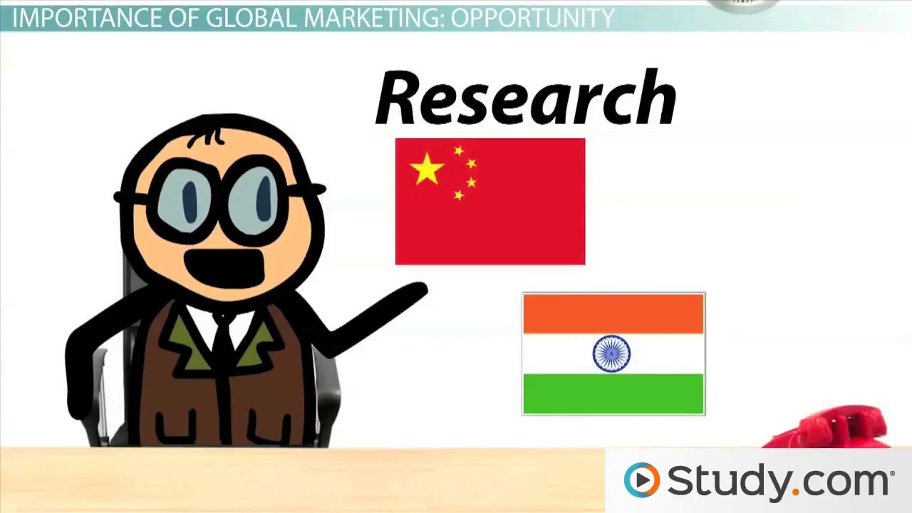 breaking into foreign markets international marketing strategies international marketing the importance of global marketing strategy