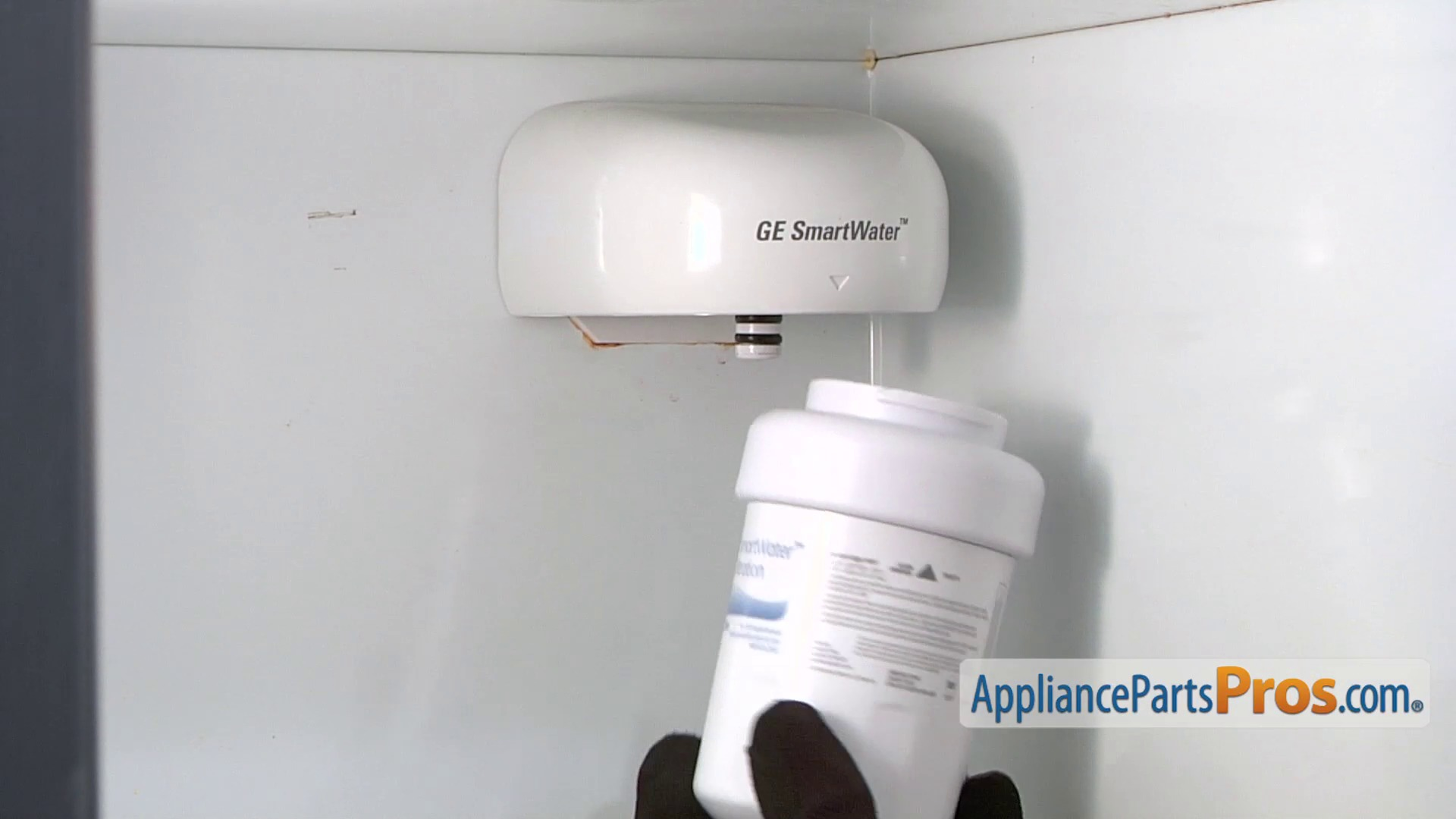"GE MWFP GE Smartwaterâ""¢ Replacement Water Filter AppliancePartsPros"