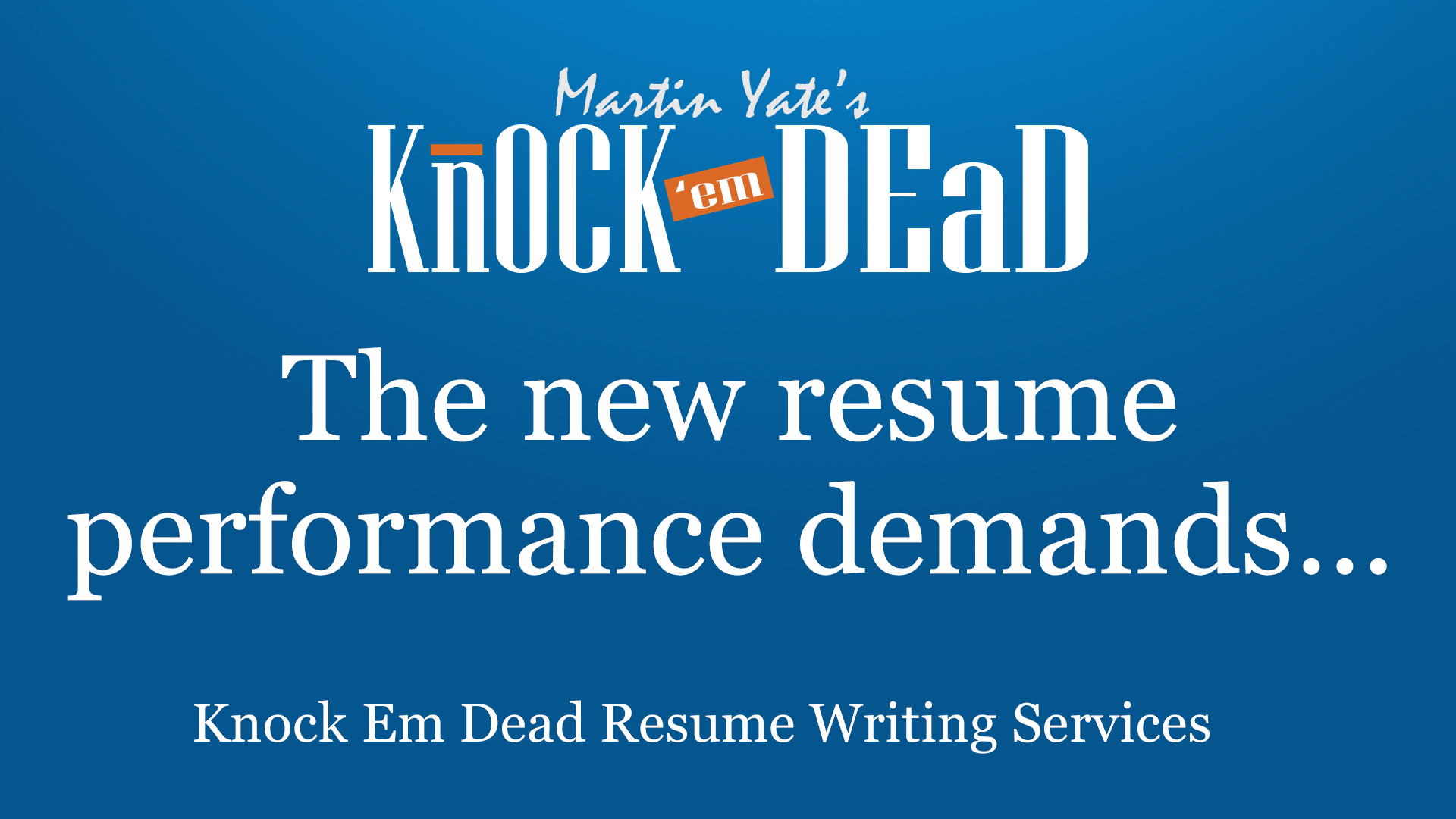 resume Knock Em Dead Resume Templates professional resume writing services workplace fairness career center