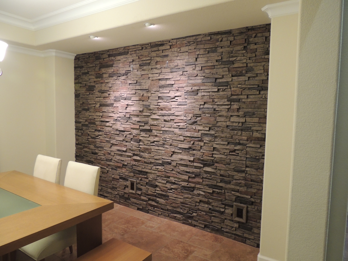 Faux Brick Panels images