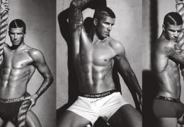 David Beckham - Armani thumbnail