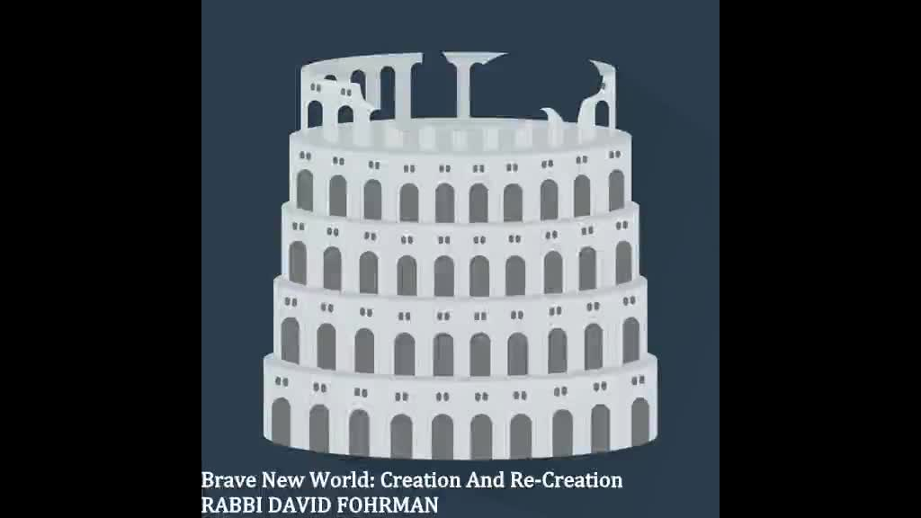 Brave New World: Creation And Re-Creation