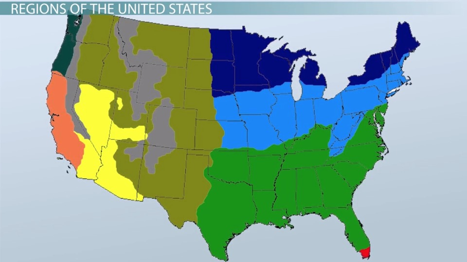 Distribution Of Plants Animals In The United States Video - Us amphibian distribution maps