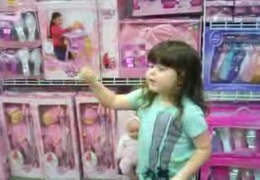 Kid on Gender at Toys-R-Us thumbnail