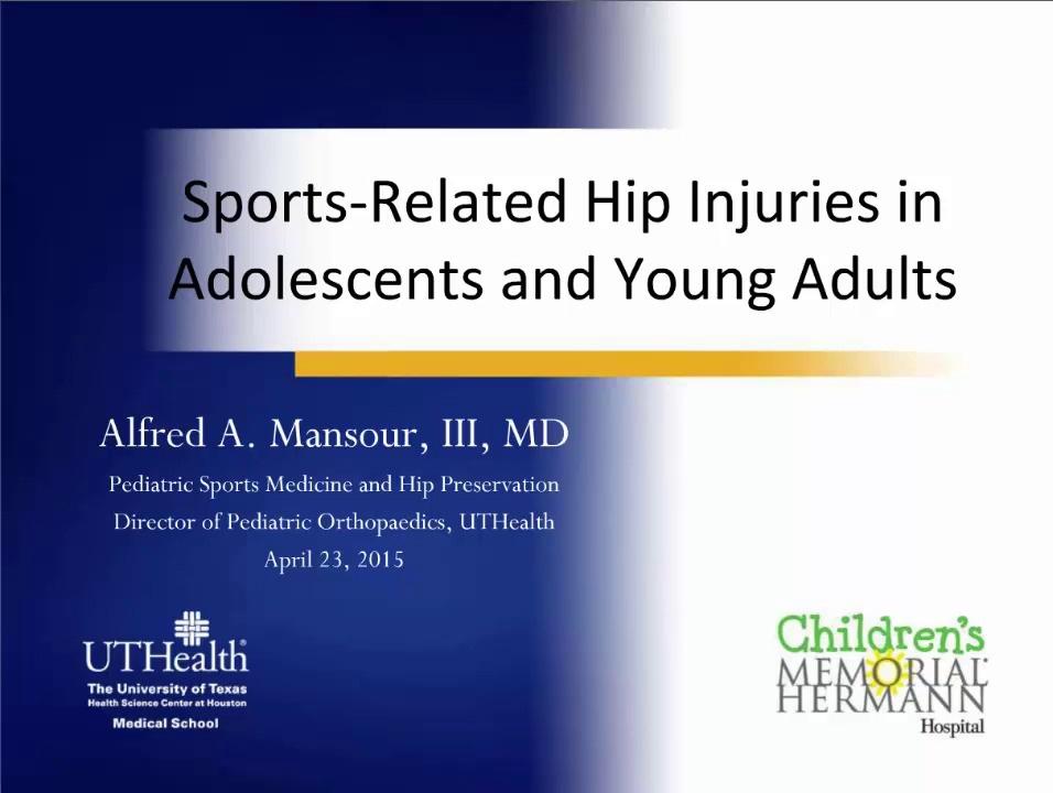Hip Preservation | Children's Memorial Hermann