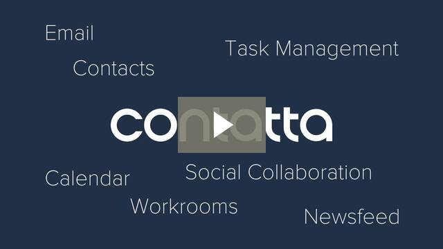 Contatta video - Streamline your life