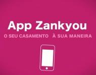 Zankyou App para iPhone e Android