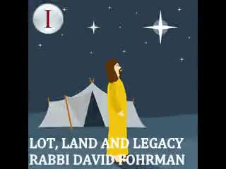 Lot, Land and Legacy