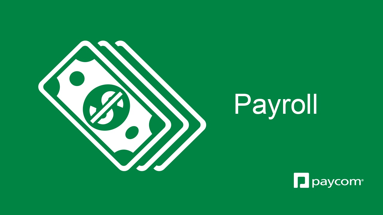 Paycom   Our Solution: Payroll