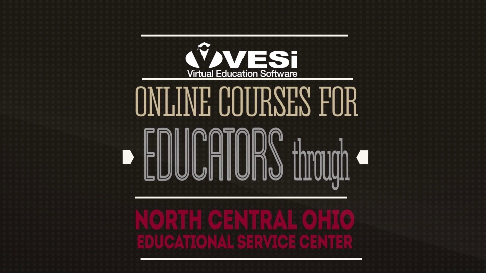 North Central Ohio Educational Service Center Online Continuing