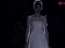 Vestidos de novia con cinturón de las tendencias 2014 [Video]