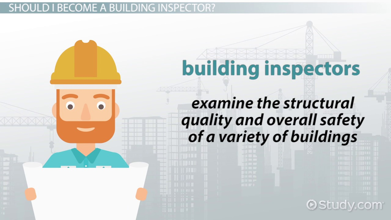 how to become a building inspector education and career roadmap
