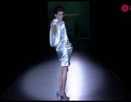 Vestidos de novia 2014 de isabel Zapardiez en Barcerlona Bridal Fashion Week