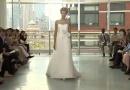 Pasarela de vestidos de novia Rivini 2013