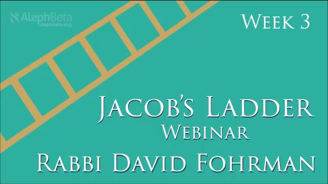 Jacob's Ladder as a Window into Israel's Mission