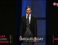 Trajes de novio 2013 Miquel Suay