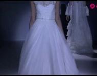 Franc Sarabia 2014: vestidos de novia y fiesta