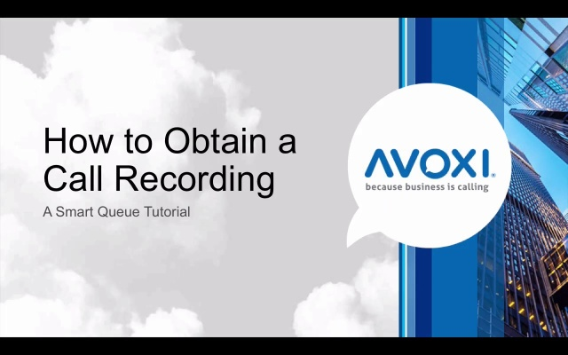 Wistia video thumbnail - How to Obtain a Call Recording