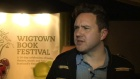 Wigtown Book Festival 2013 - Alan Bissett