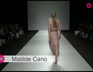 Vestidos de fiesta color nude 2014