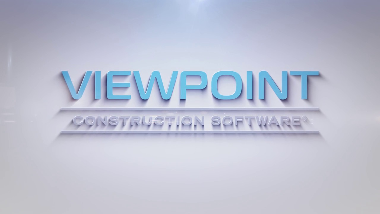 Construction Management Software   Viewpoint