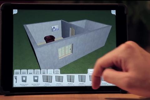 Keyplan 3D - design, build, think, decorate.