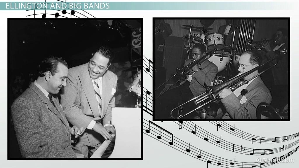 duke ellington music piano big band video lesson duke ellington music piano big band video lesson transcript com