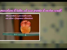 Tutorial per creare uno scrub fai da te [Video]