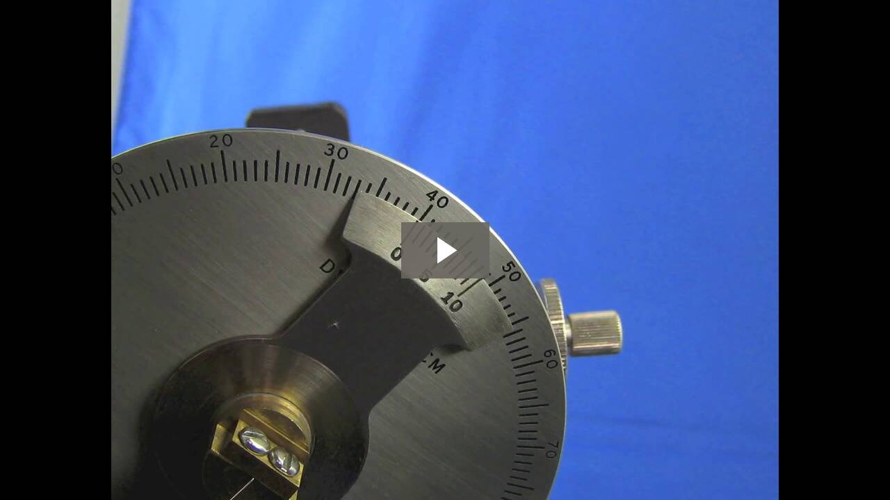 How to Calibrate a Tensiometer