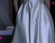Estiliza tu figura: La tendencia en vestidos de novia 2015 entallados en la cintura serán tus favoritos