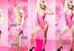 Britney Spears - Airbrushing thumbnail