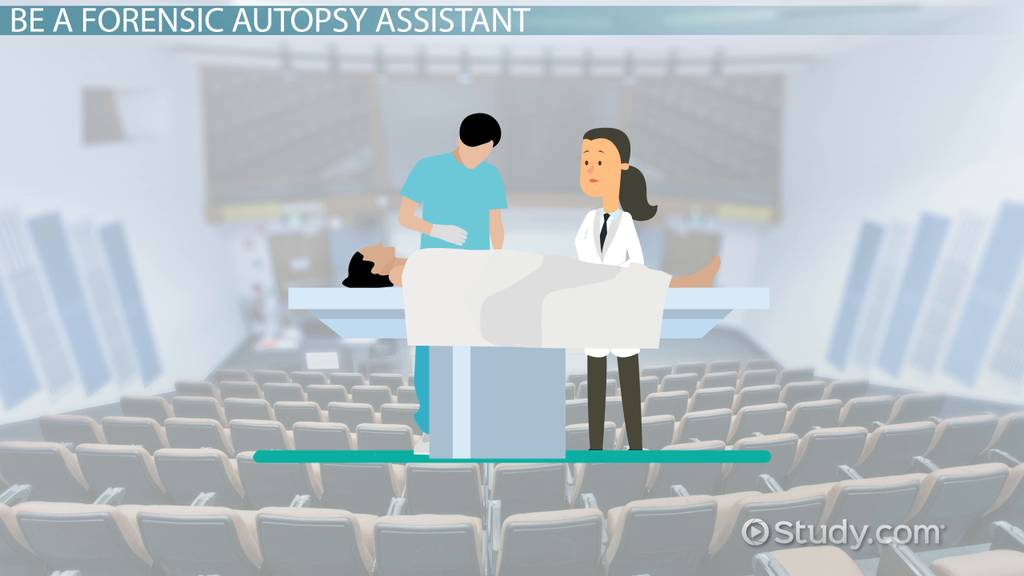 How to Become a Forensic Autopsy Assistant