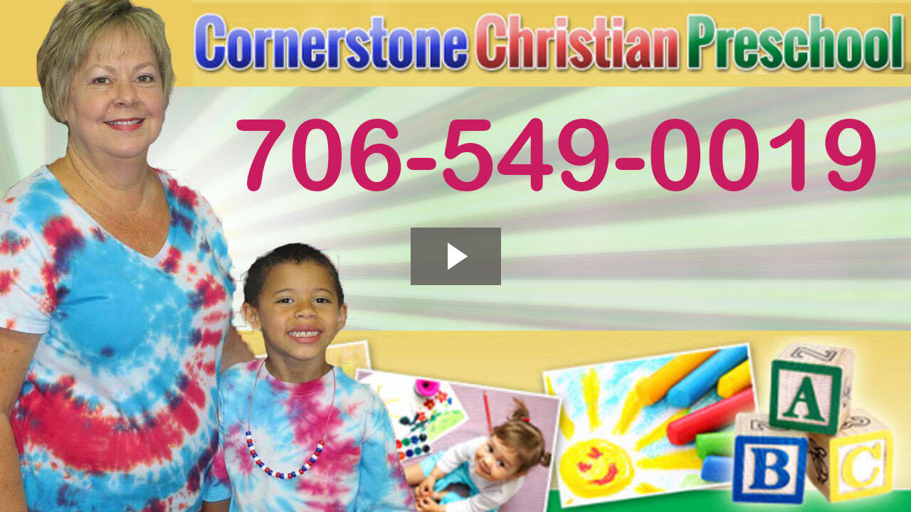 cornerstone christian preschool 706 549 0019 day care in athens preschool in athens 512