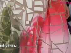 Hochzeitsgastkleider mit Blumenmuster: Für einen farbenfrohen Auftritt bei jeder Hochzeit! [Video]