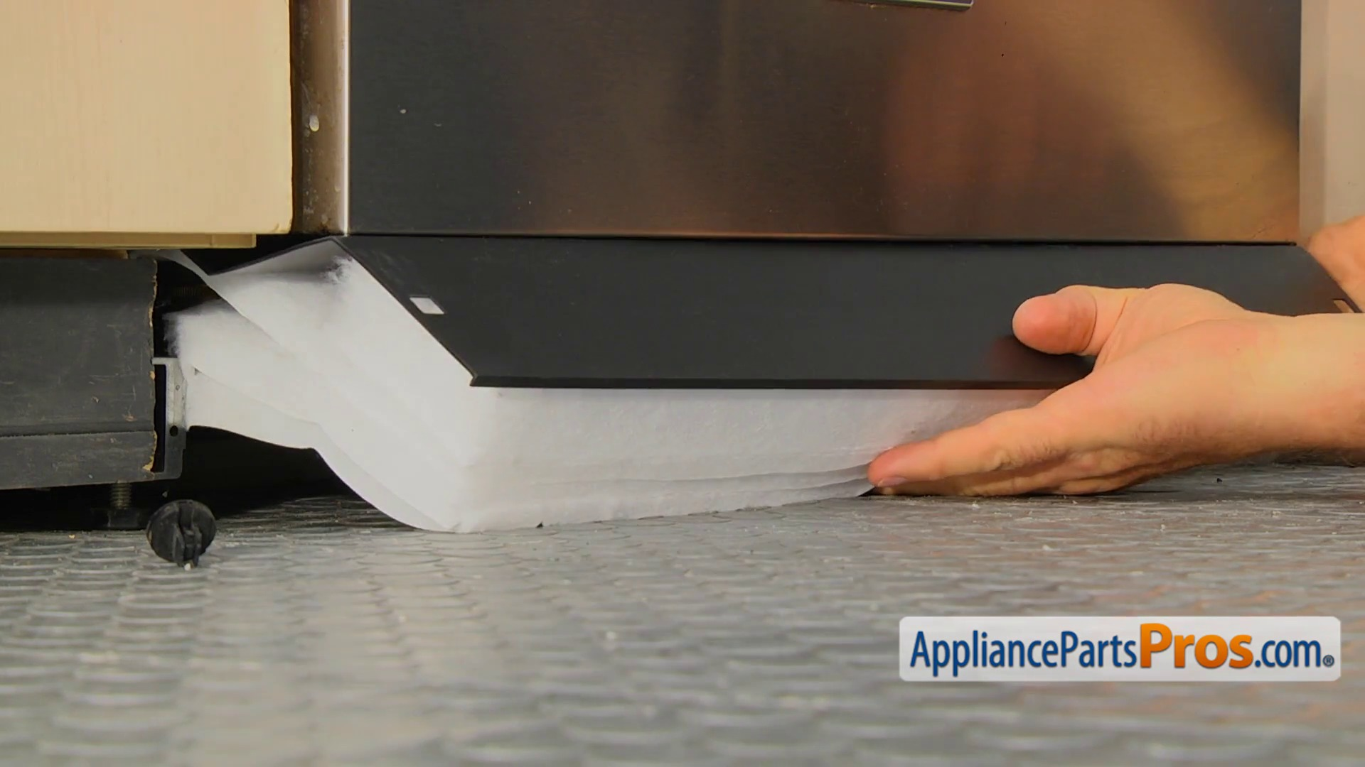 Attractive Whirlpool WPW10526114 Access Panel - AppliancePartsPros.com EK02
