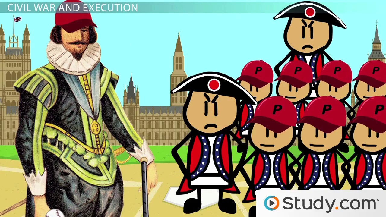 the english civil war summary causes effects timeline video the english civil war and failure of charles monarchy