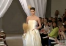 Pasarela de vestidos de novia Carolina Herrera 2013