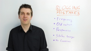 Five Blogging Mistakes To Avoid